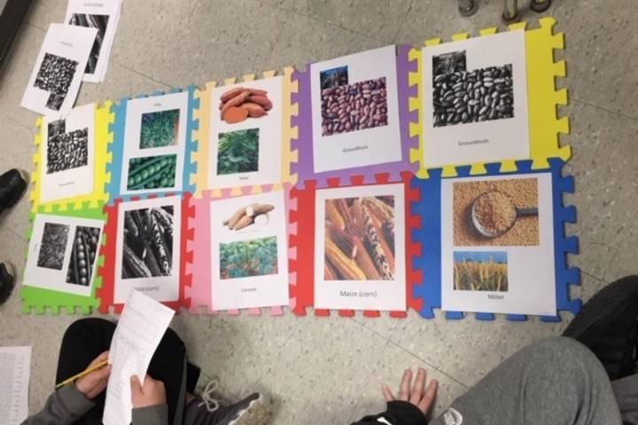 Farming for the Future in Sheridan MiddleSchool