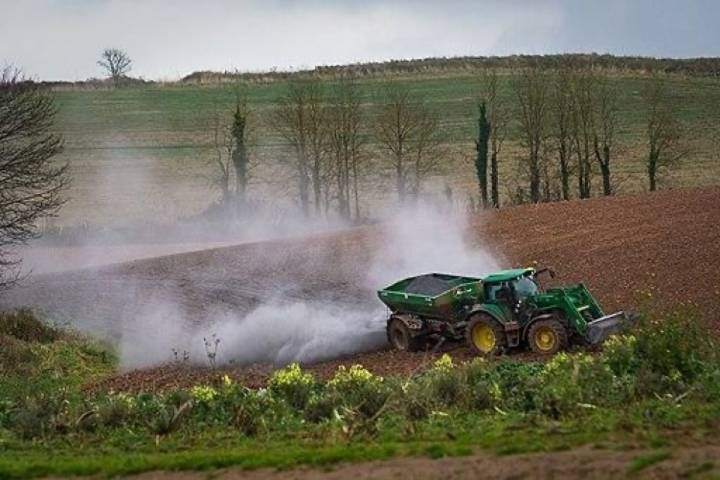 Rock dust could be farming's next climatesolution