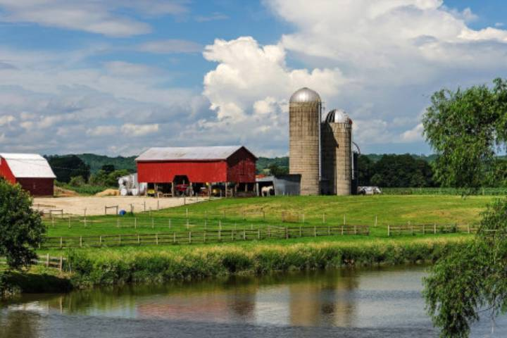 Tech helps farmers with water quality efforts