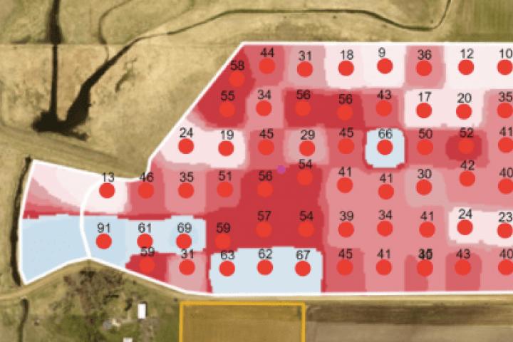 Tech in ag: the value of soilsampling